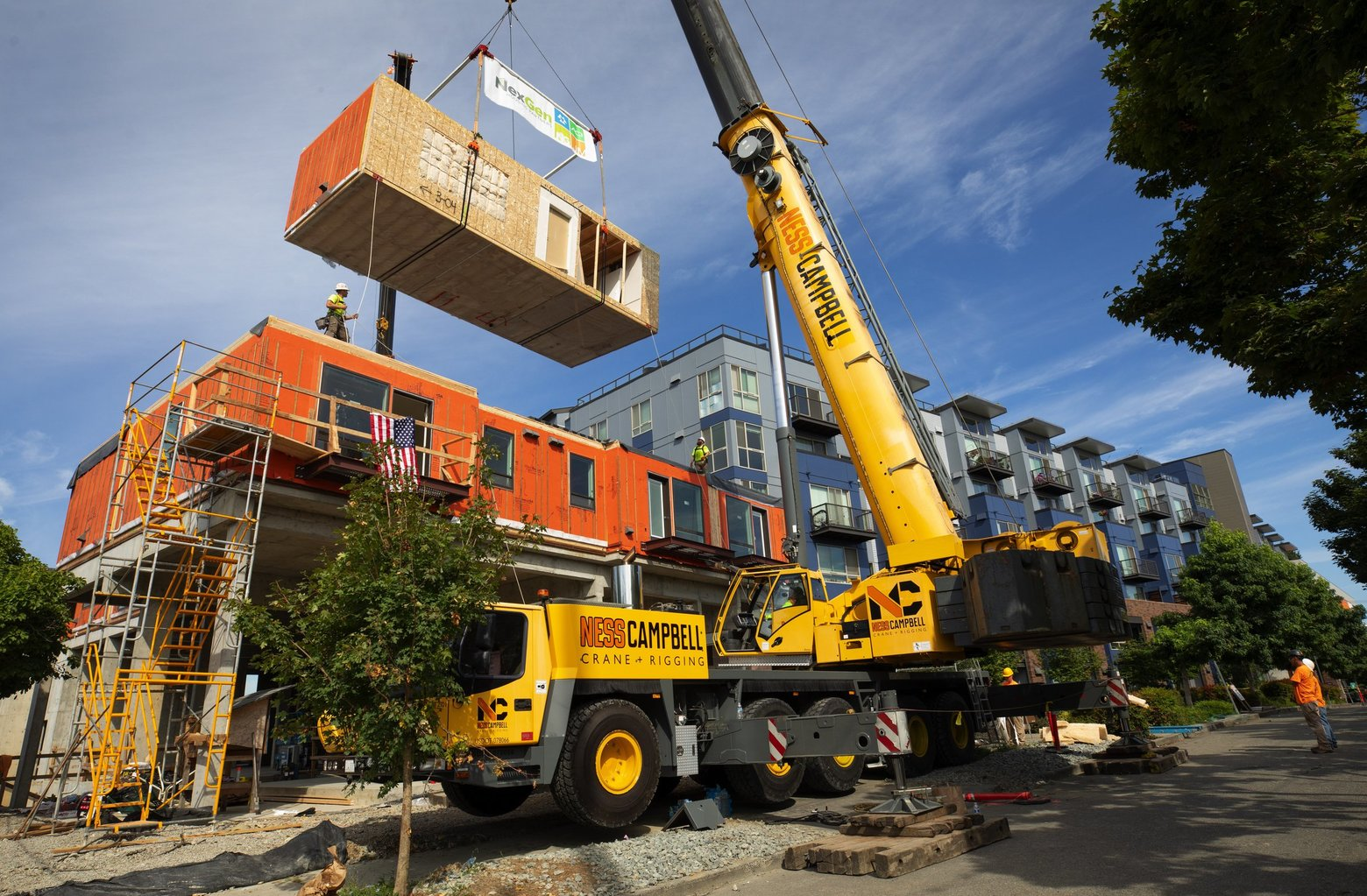 As Affordable Housing Shrinks in Seattle, Permitting Delays Keep Apartment Projects in Limbo for Months