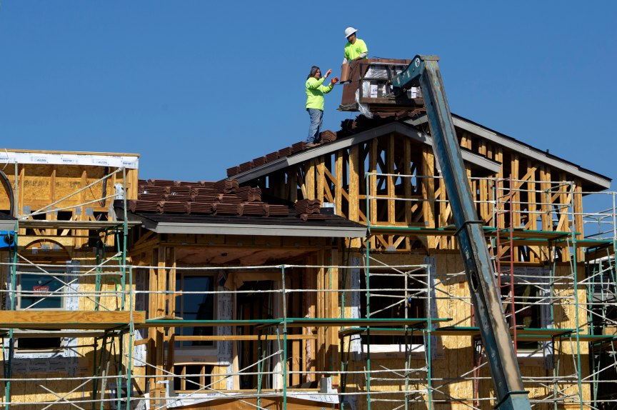 Opinion: With California In The Spotlight, Housing Should Take Center Stage